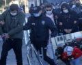 15 torbacı tutuklandı