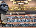Şanlıurfa'da yüklü miktarda uyuşturucu ele geçirildi