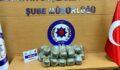 Uyuşturucu satıcılarına darbe
