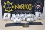 Şanlıurfa'da çok miktarda uyuşturucu madde ele geçirildi