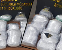 Şanlıurfa'da uyuşturucu operasyonu: 3 kişi tutuklandı