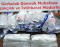 Gümrük kapısında 70 kilogram uyuşturucu ele geçirildi