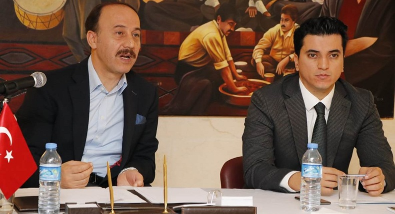 ŞURKAV'a yeni yönetim