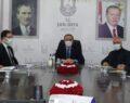Şanlıurfa'da istihdam kurulu toplantısı gerçekleşti