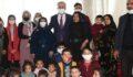 Şanlıurfa Valisi şehit ailelerini ziyaret etti
