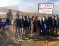 Viranşehir'e Adalet ormanı yapılacak