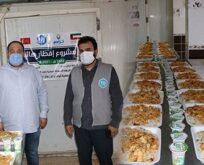 Viranşehir'de ihtiyaç sahiplerine her gün sıcak yemek