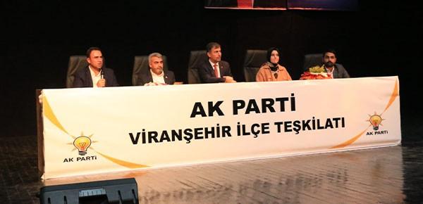 Kırıkçı ve teşkilatı Viranşehir'de