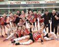Viranşehir'in file sultanları finalde