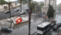 Şanlıurfa'da şiddetli ve sağanak yağış etkili oldu