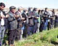 Siverek'te vatandaşlar yağmur duasına çıktı