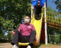 Yaşlılar parklara akın etti
