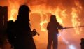 Fabrikada feci yangın