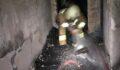 Korkutan otel yangını: 1 ağır yaralı