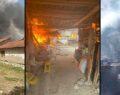 Patlayan tüp evi kül etti
