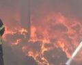 Gaziantep'te feci yangın