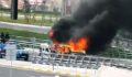 İstanbul Havalimanı'nda korkutan yangın