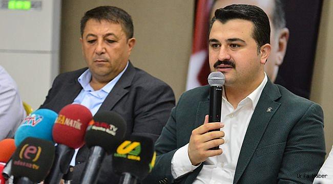 AK Parti İl Başkanı Yıldız basınla buluştu