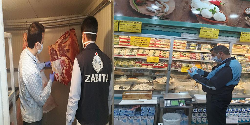 Ramazan denetimleri sürüyor