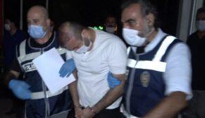 İki kişiyi öldüren zanlı yakalandı