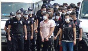 Şanlıurfa'daki uyuşturucu operasyonunda 10 tutuklama