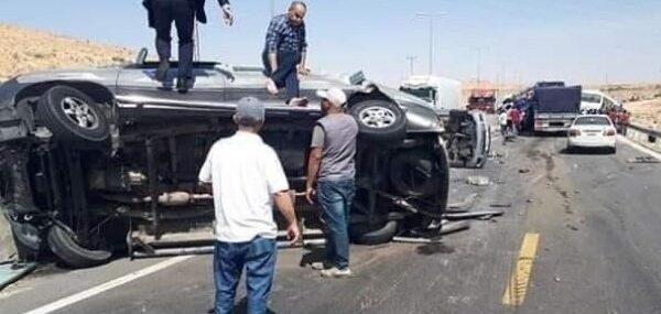 Zincirleme kaza: 3 ölü, 20 yaralı