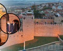 2300 yıllık zindan sanata açıldı